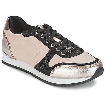Cipők Női Rövid szárú edzőcipők SuperTrash DALLAS Bőrszínű