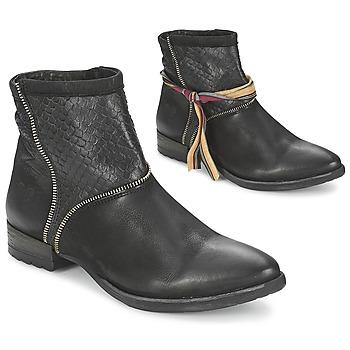 Cipők Női Csizmák Felmini RYO Fekete