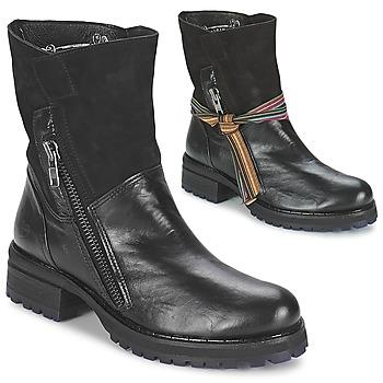 Cipők Női Csizmák Felmini CLARA Fekete