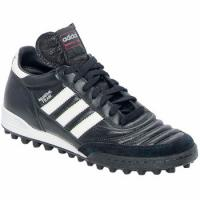 Cipők Foci adidas Performance MUNDIAL TEAM DUR Fekete  / Fehér