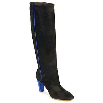 Cipők Női Városi csizmák Michel Perry 13184 Fekete