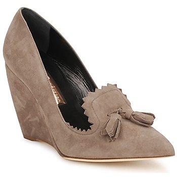 Cipők Női Félcipők Rupert Sanderson HERRICK Tópszínű