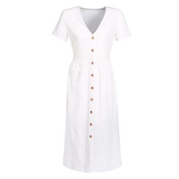 Ruhák Női Hosszú ruhák Betty London KIGAGE Fehér