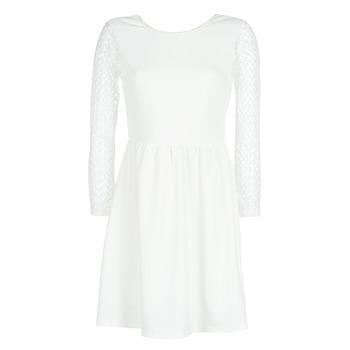 Ruhák Női Rövid ruhák Betty London J. LOUISE Fehér