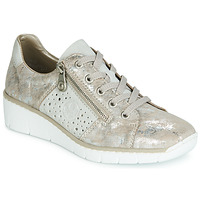 Cipők Női Rövid szárú edzőcipők Rieker RIKTUS Arany