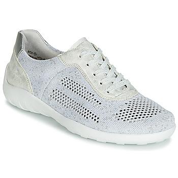 Cipők Női Rövid szárú edzőcipők Remonte Dorndorf ZERBA Ezüst