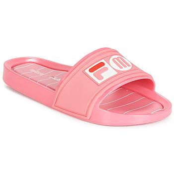 Cipők Női strandpapucsok Melissa SLIDE + FILA Rózsaszín