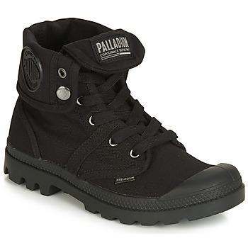Cipők Női Csizmák Palladium PALLABROUSE BAGGY Fekete