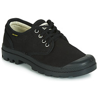 Cipők Rövid szárú edzőcipők Palladium PAMPA OX ORIGINALE Fekete