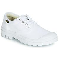 Cipők Rövid szárú edzőcipők Palladium PAMPA OX ORIGINALE Fehér