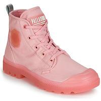 Cipők Női Csizmák Palladium PAMPALICIOUS Rózsaszín