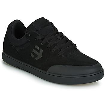 Cipők Férfi Rövid szárú edzőcipők Etnies MARANA Fekete