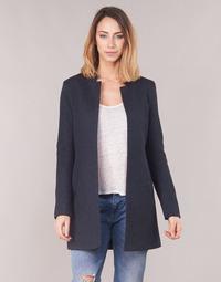 Ruhák Női Kabátok Only ONLSOHO Tengerész