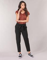 Ruhák Női Chino nadrágok / Carrot nadrágok Only ONLNICOLE Fekete