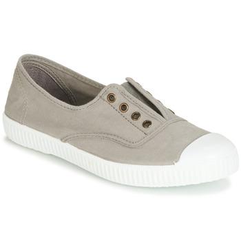 Cipők Női Rövid szárú edzőcipők Victoria 6623 GRIS Szürke