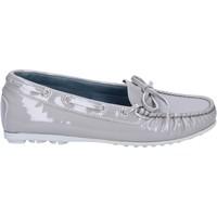 Cipők Női Mokkaszínek K852 & Son BT967 Szürke