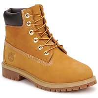 Shoes Fiú Csizmák Timberland 6 IN PREMIUM WP BOOT Konyak