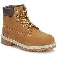 Shoes Gyerek Csizmák Timberland 6 IN PREMIUM WP BOOT Barna