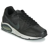 Cipők Férfi Rövid szárú edzőcipők Nike AIR MAX COMMAND LEATHER Fekete