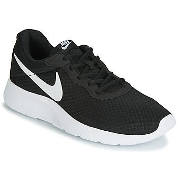 Cipők Férfi Rövid szárú edzőcipők Nike TANJUN Fekete  / Fehér