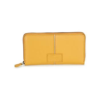 Táskák Női Pénztárcák Betty London JALTORE Mustár sárga / Arany