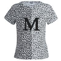 Ruhák Női Rövid ujjú pólók Marciano RUNNING WILD Fekete  / Fehér