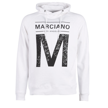 Ruhák Férfi Pulóverek Marciano M LOGO Fehér