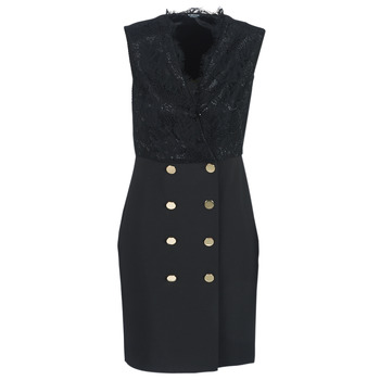 Ruhák Női Rövid ruhák Marciano JANE Fekete