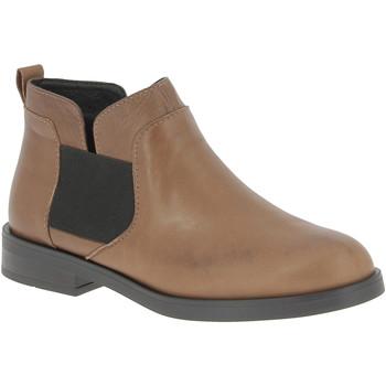 Cipők Női Csizmák Nikolas 182R-TAMNA marrone