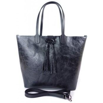 Táskák Női Bevásárló szatyrok / Bevásárló táskák Vera Pelle SB599N Fekete