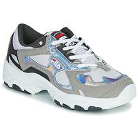 Cipők Női Rövid szárú edzőcipők Fila SELECT WMN Ezüst