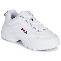 Cipők Női Rövid szárú edzőcipők Fila STRADA LOW WMN Fehér