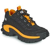 Cipők Férfi Rövid szárú edzőcipők Caterpillar INTRUDER Fekete