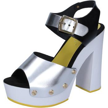 Cipők Női Félcipők Suky Brand Szandál BS16 Ezüst