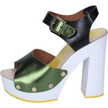 Cipők Női Félcipők Suky Brand Szandál BS18 Zöld