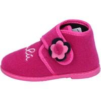 Cipők Lány Mamuszok Lulu BS28 Rózsa