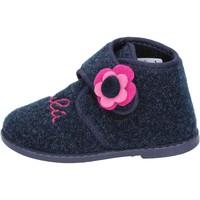 Cipők Lány Mamuszok Lulu BS29 Kék