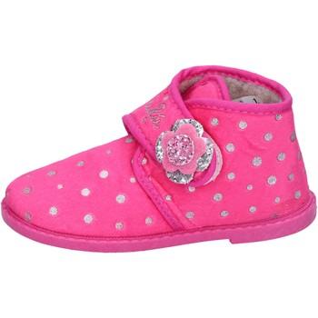 Cipők Lány Mamuszok Lulu BS44 Rózsa