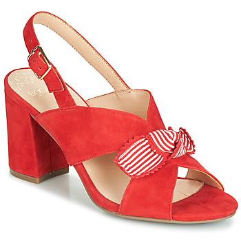 Cipők Női Szandálok / Saruk Bocage PAULIN Piros