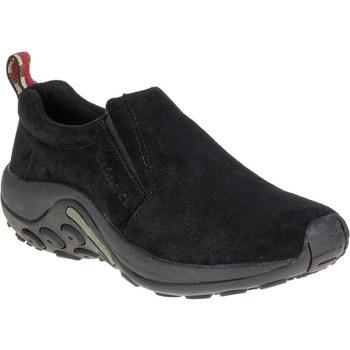 Cipők Férfi Multisport Merrell Jungle Moc Fekete