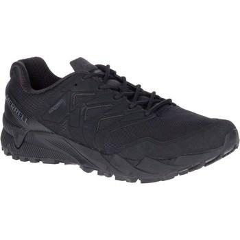 Cipők Férfi Túracipők Merrell Agility Peak Tactical Fekete