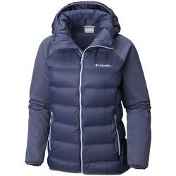 Ruhák Női Steppelt kabátok Columbia Explorer Falls Hybrid