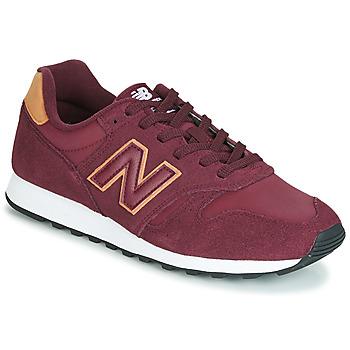 Cipők Rövid szárú edzőcipők New Balance 373 Bordó
