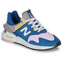 Cipők Női Rövid szárú edzőcipők New Balance 997 Kék
