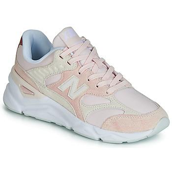 Cipők Női Rövid szárú edzőcipők New Balance X90 Rózsaszín