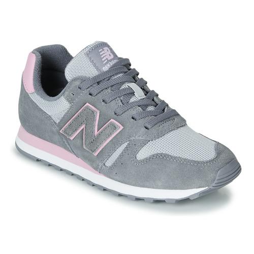 Cipők Női Rövid szárú edzőcipők New Balance 373 Szürke