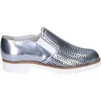 Cipők Női Belebújós cipők Vsl BS63 Ezüst