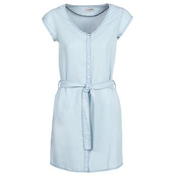 Ruhák Női Rövid ruhák Yurban kOULIENNE Kék / Tiszta
