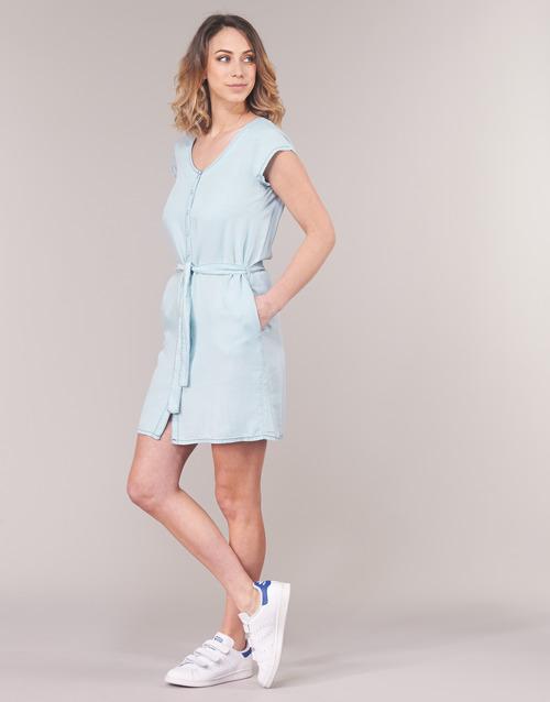 Yurban kOULIENNE Kék / Tiszta - Ingyenes Kiszállítás  Ruhák Rövid ruhák Noi 12 759 Ft ZfYNC