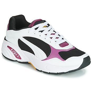 Cipők Férfi Rövid szárú edzőcipők Puma CELL VIPER.WH-GRAPE KISS Fehér